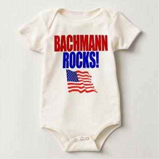 Michele Bachmann for President Bachmann Rocks! Baby Bodysuit