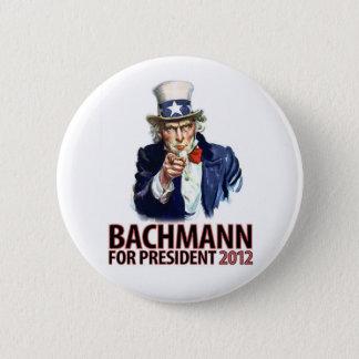 Michele Bachmann for President Bachmann Rocks! Pinback Button