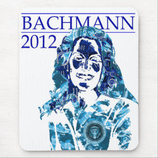 Michele Bachmann for President Mouse Pad