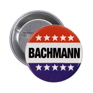 Michele Bachmann for President Pinback Button