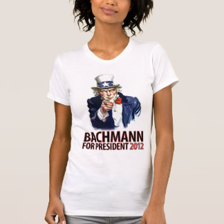Michele Bachmann for President T Shirts
