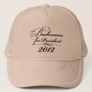 Michele Bachmann for President Trucker Hat