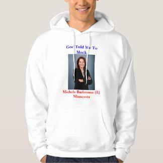 Michele Bachmann Hoodie