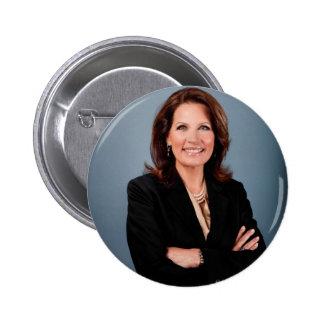 Michele Bachmann Pinback Button