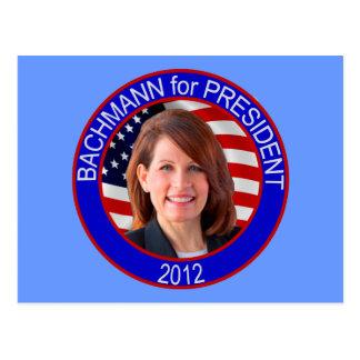 Michele Bachmann Postcard