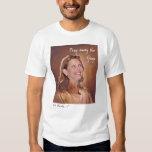 Michele Bachmann Prays Tshirt