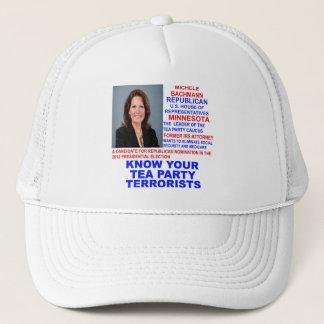 Michele Bachmann, Tea Party Terrorist Trucker Hat