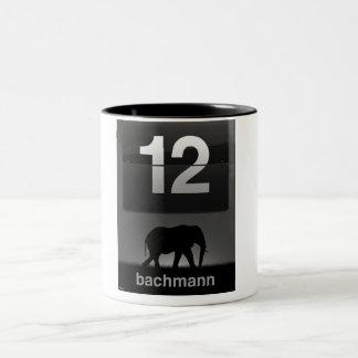 Michele Bachmann Two-Tone Coffee Mug