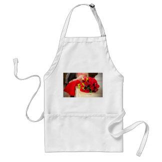 Michele & Joseph wedding apron