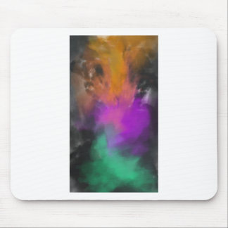 michele knox's art mouse pad