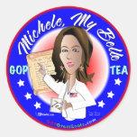 Michele, My Belle Sticker