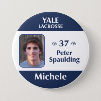 Michele - Peter Spaulding Button