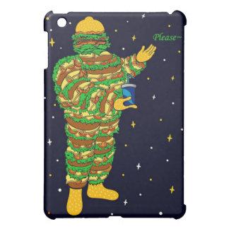 Michelin Hamburger ipad case