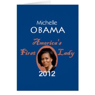 MICHELLE 2012 CARD