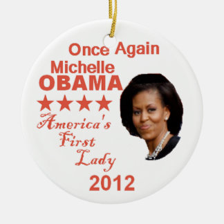 Michelle 2012 Ornament