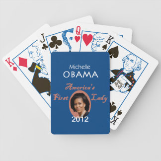 MICHELLE 2012 BICYCLE PLAYING CARDS