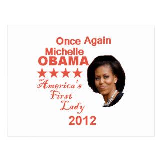 Michelle 2012 postcard