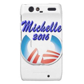 Michelle 2016 motorola droid RAZR case