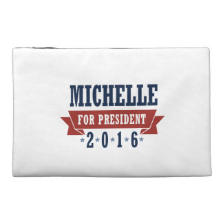 MICHELLE 2016 CERTIFIED RIBBON - png Travel Accessory Bag