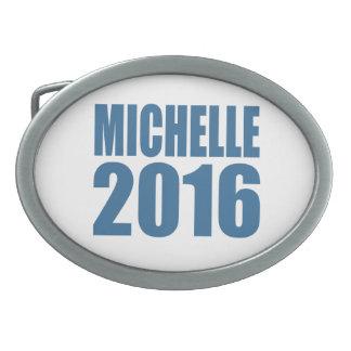 MICHELLE 2016 -.png Belt Buckle