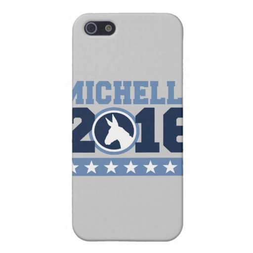 MICHELLE 2016 ROUND DONKEY -.png iPhone 5 Covers