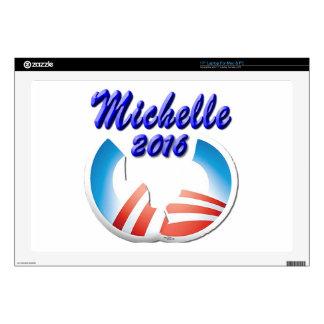 Michelle 2016 skin for laptop