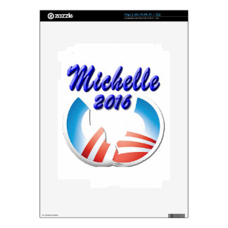 Michelle 2016 decals for iPad 2