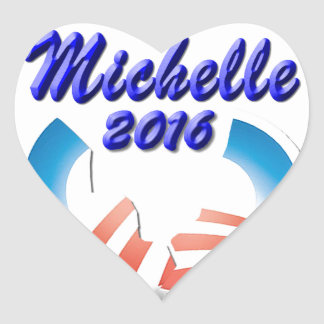 Michelle 2016 stickers