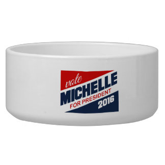 MICHELLE 2016 SUPPORTER -.png Pet Water Bowls