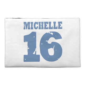 MICHELLE 2016 UNIFORM DISTRESSED - png Travel Accessory Bags
