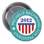 Michelle Bachman para los pernos del presidente 20 Pins