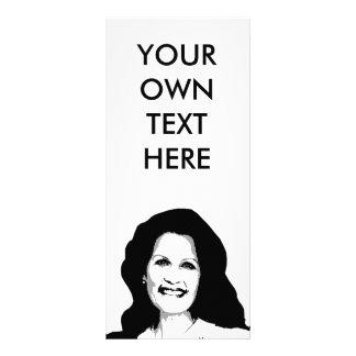 Michelle Bachman Tarjeta Publicitaria
