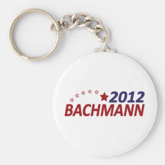 Michelle Bachmann 2012 Basic Round Button Keychain