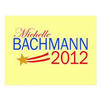 Michelle Bachmann 2012 Campaign Gear Postcard