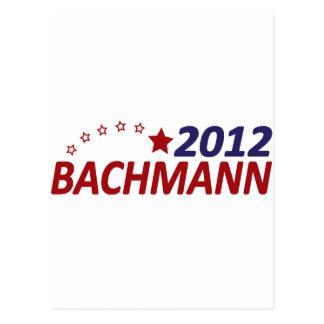 Michelle Bachmann 2012 Postal