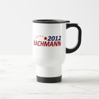 Michelle Bachmann 2012 Taza De Viaje De Acero Inoxidable