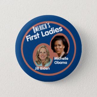 Michelle Biden First Ladies Button