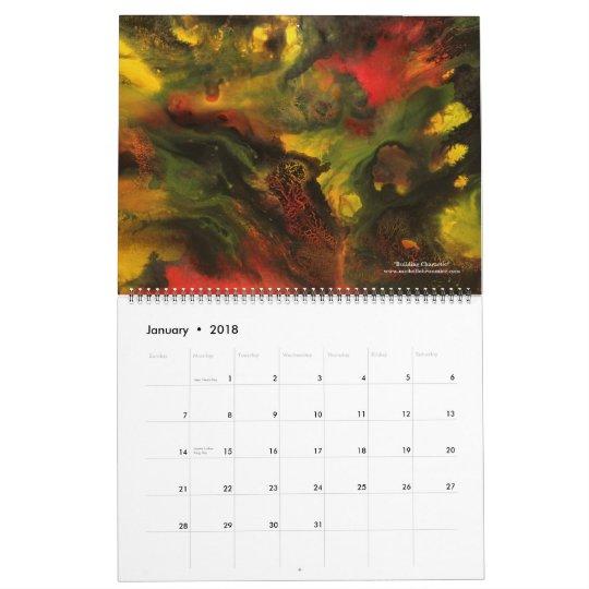 Michelle Brunmier 2012 Calendar (Large)