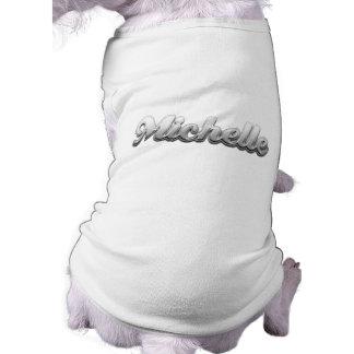 Michelle Doggie T Shirt