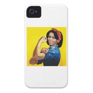 MICHELLE EL REMACHADOR - .PNG iPhone 4 FUNDAS