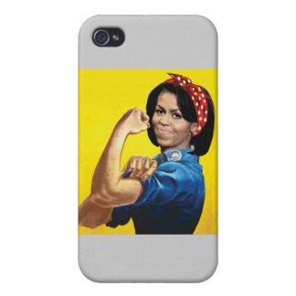 MICHELLE EL REMACHADOR - .PNG iPhone 4/4S CARCASAS