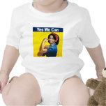 Michelle el remachador - sí nosotros can.png trajes de bebé