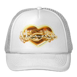 Michelle Trucker Hats