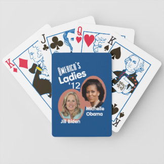 MICHELLE JILL BICYCLE PLAYING CARDS