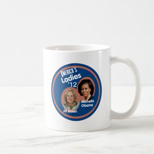 MICHELLE JILL COFFEE MUGS