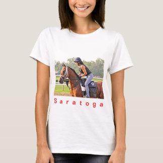 Michelle Nihei Training on Opening Day at the Spa T-Shirt