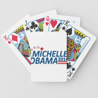 Michelle Obama 2016 Baraja De Cartas