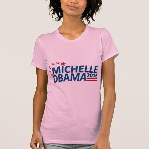 Michelle Obama 2016 Camiseta