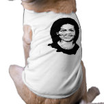 Michelle Obama 2016 Camisetas De Mascota