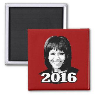 MICHELLE OBAMA 2016 Candidate Refrigerator Magnet